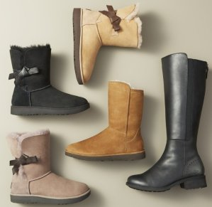 UGG® Classic Knot Short Boot @ Nordstrom