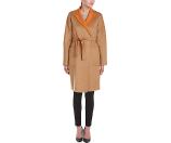 Max Mara Camel & Wool-Blend Reversible Coat