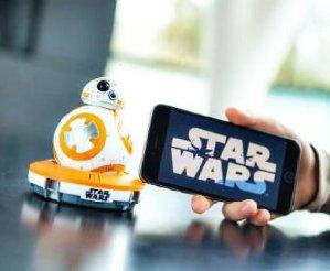 Sphero - BB-8™ App-Enabled Droid™ by Sphero - White