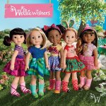 On Orders Over $50 @ American Girl