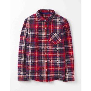Fun Check Shirt 91405 Shirts at Boden