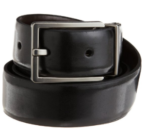 From $16.37 Calvin Klein Men's Smooth Leather Reversible Feather-Edge Belt