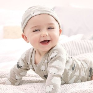 50% Off + Extra 25% Off $40+ Baby Neutral Labor Day Sale @ Carter's