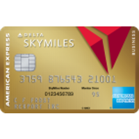 Earn 30,000 bonus miles after required spend Gold Delta SkyMiles® Business Credit Card from American Express