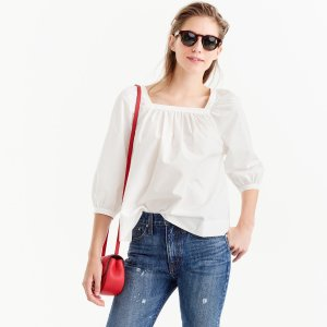 Penny Top : Women's Shirts | J.Crew