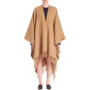 Acne Studios Virgin Wool Fringe Wrap