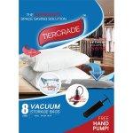 Tiergrade Premium *JUMBO* Vacuum Storage Bags(8 Pack)
