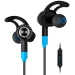 Bluetooth Headphones, Mixcder Flyto Wireless Sport Stereo In-Ear Noise-Cancelling Lightweight Headset