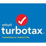 TurboTax 2016 Tax Software Federal + Fed Efile PC download
