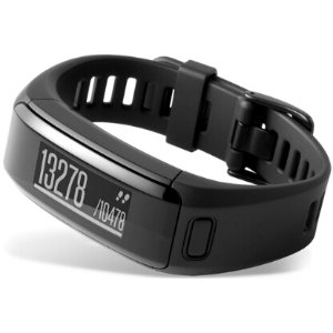 BuyDig.com - Garmin vivosmart HR Activity Tracker - X-Large Fit - Black (010-01955-09)