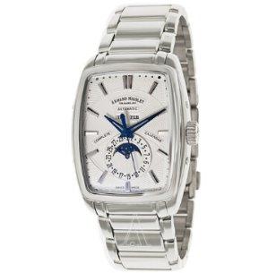 Armand Nicolet men's TM7 Complete Calendar Watch (Dealmoon Exclusive) 9632A-AG-M9630