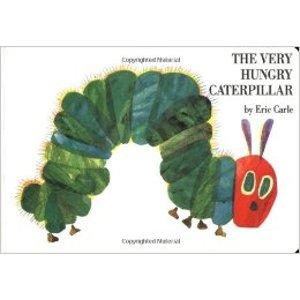 畅销绘本系列:非常饥饿的毛毛虫