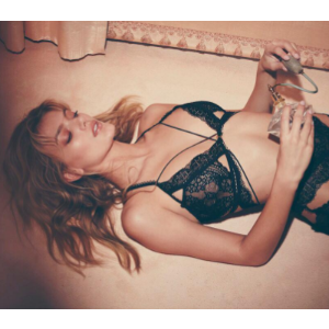 For Love & Lemons Ella Strappy Lace Bra | Dolls Kill