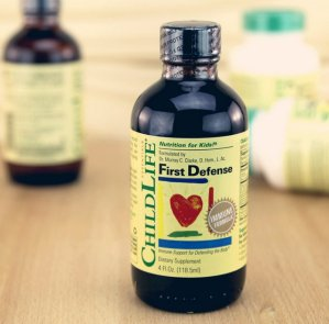 $9 Child Life First Defense, 4-Ounce