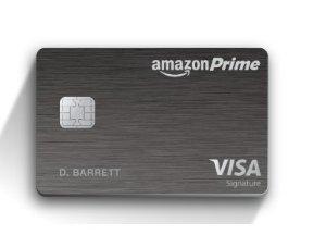 送$70礼卡+最新5%返现Amazon 亚马逊 Prime Rewards Visa Signature 信用卡奖励