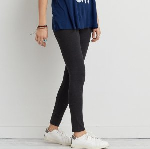 40% Off + Free ShippingLeggings Sale @ American Eagle