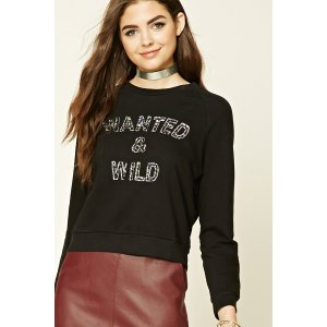 Wanted and Wild Sweatshirt