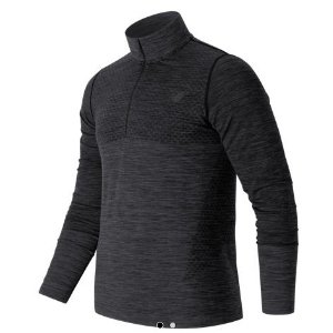 M4M Seamless Quarter Zip - Men's 63014 - Tops, Performance - New Balance - US - 2