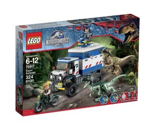$39.7 LEGO Jurassic World Raptor Rampage 75917 Building Kit