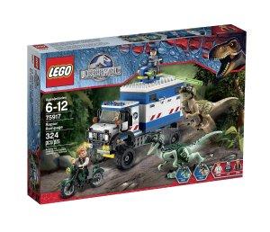 $39.7 LEGO Jurassic World Raptor Rampage 75917 Building Kit