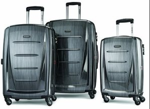 Dealmoon Exclusive!Up to 70% offon Samsonite Winfield 2 Fashion and Hypertech Hardside Spinners