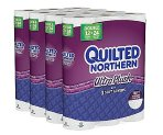 $19.99Quilted Northern Ultra Plush Bath Tissue, 3-Ply, 48 Double Rolls
