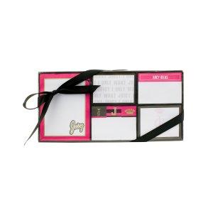 MEMO PAD SET - Juicy Couture