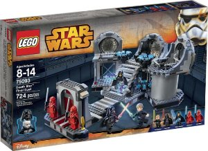 $50.39 LEGO Star Wars Death Star Final Duel 75093 Building Kit