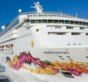$219+The Bahamas: 4-Night Cruise on Norwegian Sky + Free Open Bar & $50 Deposits