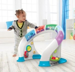 $35.99 Fisher-Price Bright Beats Smart Touch Play Space
