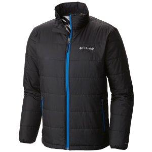 Columbia Saddle Chutes Jacket
