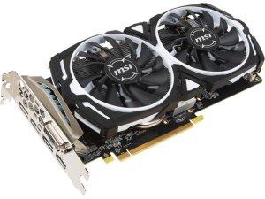 送Xbox One原装手柄 + 《杀手47》游戏码!$154.99微星MSI Radeon RX 470 4GB显存 OC版 可超频 游戏显卡