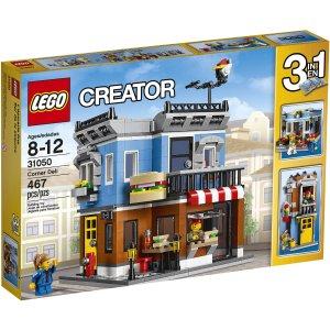 LEGO Creator Corner Deli, 31050 - Walmart.com