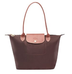 Lonchamp Nylon 'le Pliage' Medium Tote