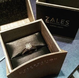 Up to $500 Off Diamond Jewelry @ ZALES