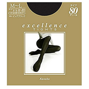 kanebo excellence tights 80D