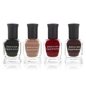 Deborah Lippmann Fall Classics Nail Lacquer Collection