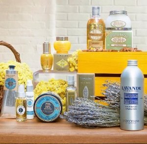 $25 Back with $50 Luxury  Beauty L'Occitane Skin Care @Amazon