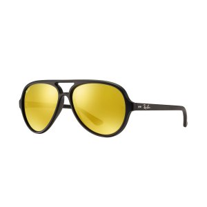 Ray-Ban Cats 5000 Flash Lenses Black, RB4125 | Ray-Ban® USA