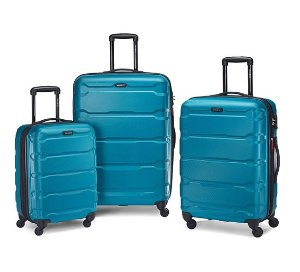 $239 Samsonite Omni Hardside Luggage Nested Spinner Set (20