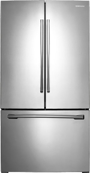 Samsung 25.5 Cu. Ft. French Door Refrigerator Stainless Steel