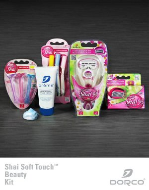 Dealmoon Exclusive! 50% offShai Soft Touch Beauty Kit @ Dorco USA