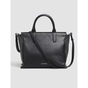 keyla leather tote bag | Calvin Klein