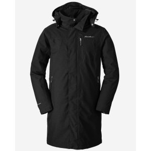Men's Mainstay Insulated Trench Coat