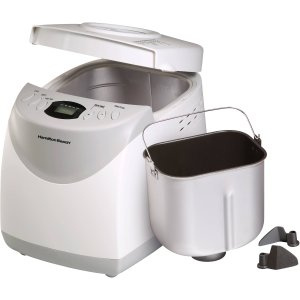 Hamilton Beach 2-lb Bread Machine - Walmart.com