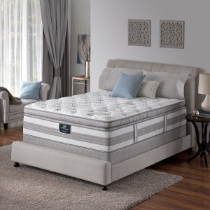 Exclusive! $100 Off Serta Perfect Sleeper Elite Rushcroft Firm Mattress (All Sizes) @US-Mattress