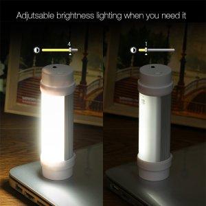 户外神器!低至$6.99Portable 磁力悬挂 LED灯棒
