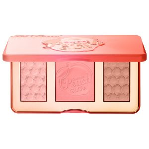 Sweet Peach Glow Peach-Infused Highlighting Palette - Too Faced | Sephora