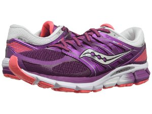 As Low as $29.98 Saucony Women's Zealot ISO Running Shoe