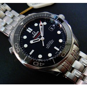 Omega Seamaster Black Dial Automatic Steel Men's Watch 212.30.41.20.01.003 - Seamaster - Omega - Shop Watches by Brand - Jomashop